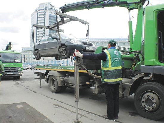 ГИБДД согласовало законопроект об изменении оплаты за эвакуацию автомобилей