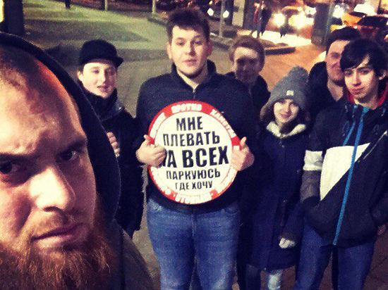 Активист «Стоп-хама» рассказал, из-за чего подрался с Немовым