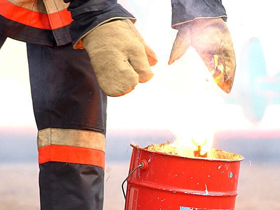 Взрыв во МХАТ едва не убил пожарного