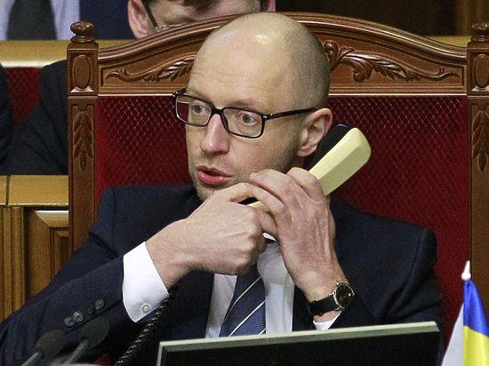 Украину обманули: почему Яценюк удержался на посту премьера
