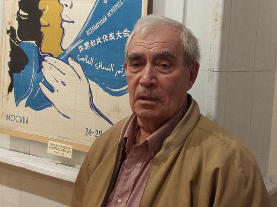 Мэтр советского плаката удивил всех своей живописью