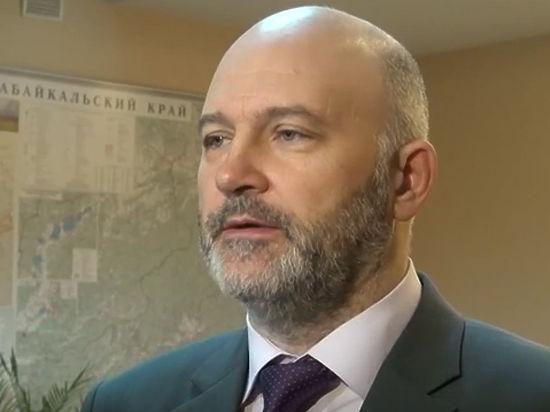 Путин отправил в отставку губернатора Забайкальского края