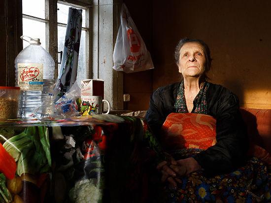 Бабушку с Рублевки обслужили по высшему разряду
