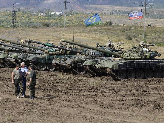 Кольцо блокады вокруг Донбасса сужается