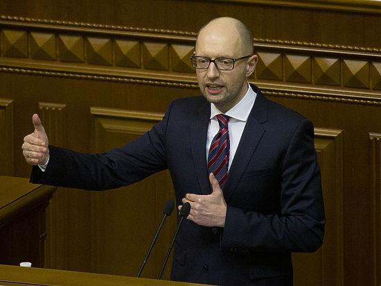 Украинский депутат проголосовала против отставки Яценюка, перепутав кнопки