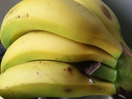 Бананы с красными пятнышками признаны Россельхознадзором опасными для здоровья