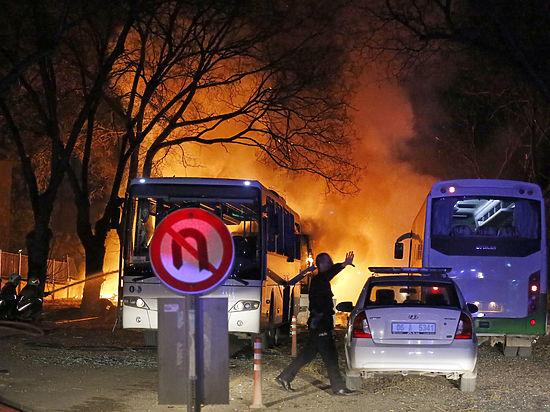 Теракт в Анкаре грозит Сирии «гибридным» турецким вторжением