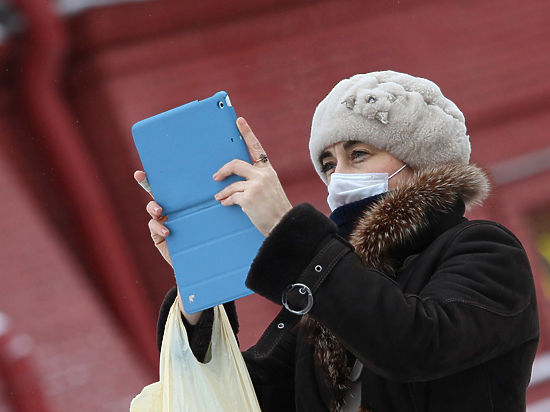 Заболеваемость ОРВИ в Москве снизилась почти на 30%