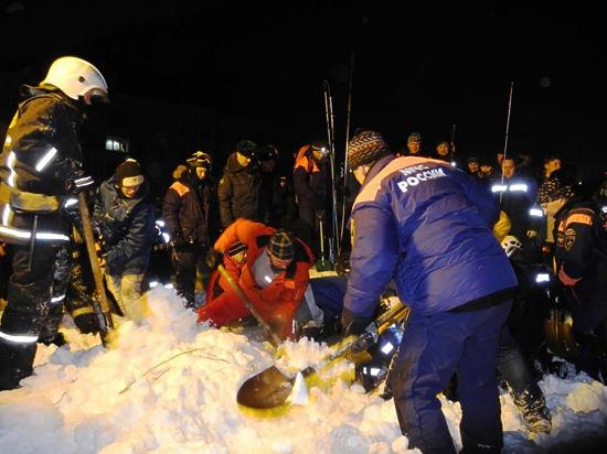 Кто виноват в снежной катастрофе в Кировске