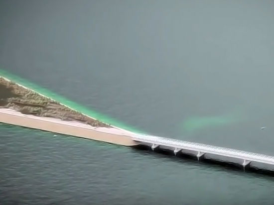 Главгосэкспертиза объяснила детали утвержденного проекта Керченского моста