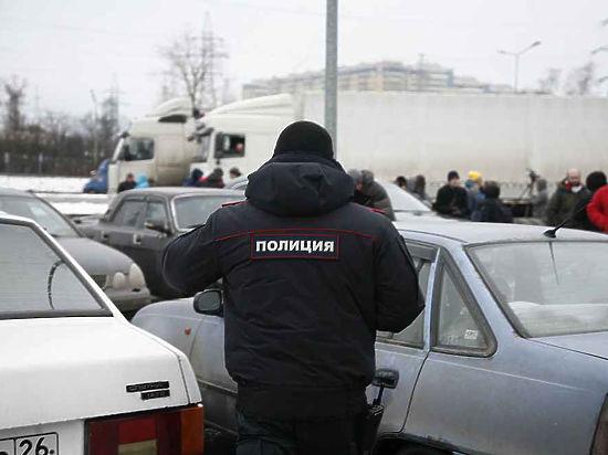 Всероссийская забастовка дальнобойщиков против «Платона» вызвала задержания водителей