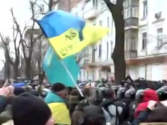 """""""Правый сектор"""" объявил о начале нового Майдана за отставку Порошенко"""
