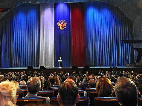 Путин: наши военные в Сирии защищают национальные интересы России