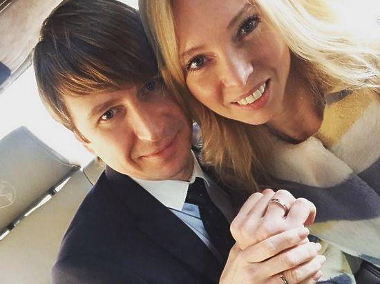 Фигуристы Ягудин и Тотьмянина наконец поженились