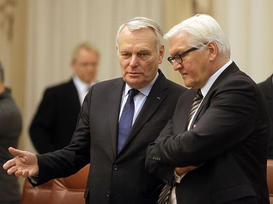 Европейских кураторов Штайнмайера и Эро в Киеве не поняли