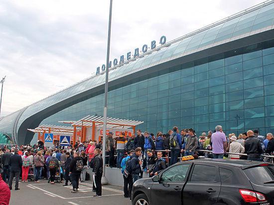 Казнокрадам из «Домодедово» не дают посадки