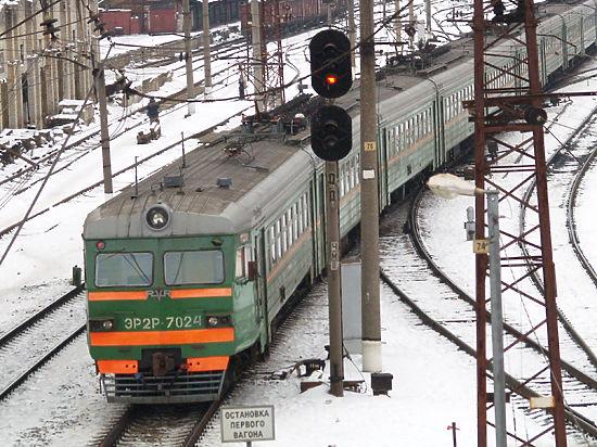 Эпидемия гриппа привела к задержкам электричек в московском регионе