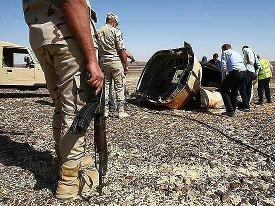Президент Египта первый раз заявил, что А321 был сбит
