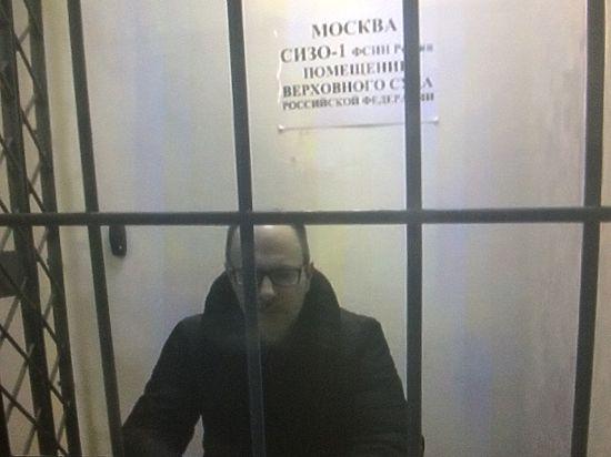 Фигуранта дела о теракте в «Домодедово» Данилова оставили под стражей