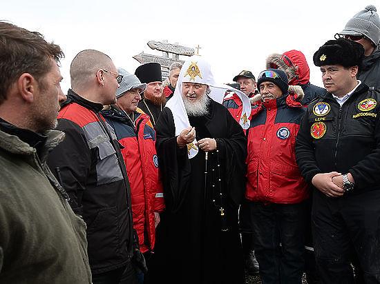 СМИ посчитали, сколько миллионов потратил патриарх на визит в Антарктиду