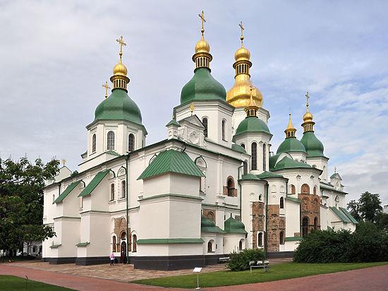 В киевской