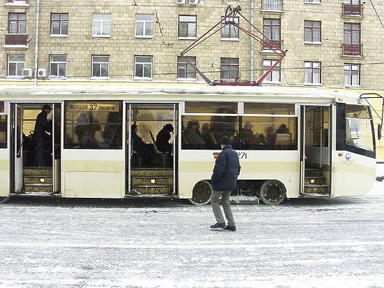 Ах, трамвай, мой трамвай!