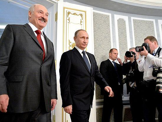 «Деньги-то там»: Лукашенко спутал Путина с Медведевым