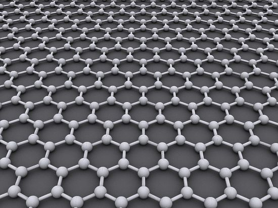 Физики превратили графен в суперсмазку