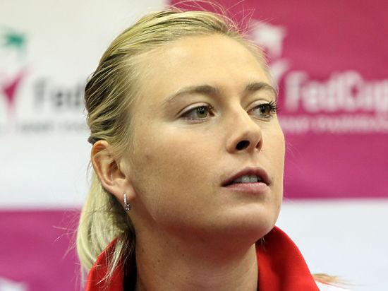 Мария Шарапова вновь потеряла одну строчку в рейтинге WTA