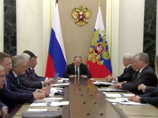 На предложение Путина