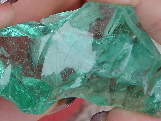Камень на миллионы долларов нашли под Красноярском