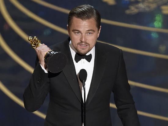 Ди Каприо забыл заветный «Оскар» в ресторане после бурной вечеринки