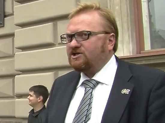 Милонов подготовил ответ на песню Джамалы о депортации крымских татар