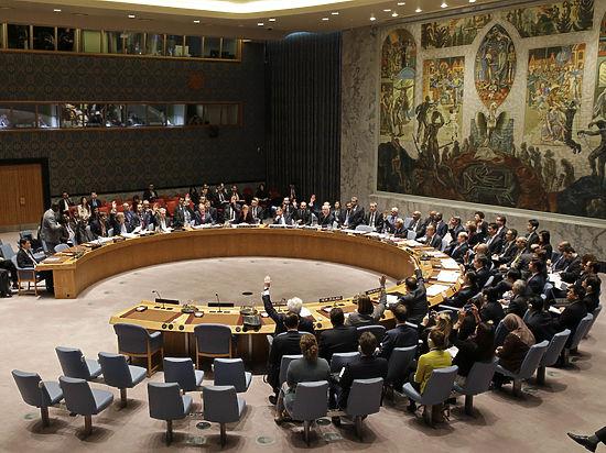 Россия и Китай проголосовали в ООН за санкции против КНДР