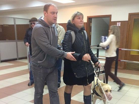 Похитительницу собаки-поводыря отпустили на свободу из-за отсутствия мотива