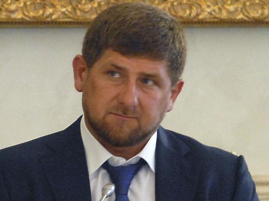 Кадыров от волнения похудел на 8 кг, ему не помогают успокаивающие