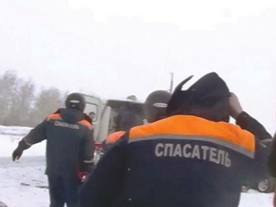 Два сотрудника полиции погибли при падении вертолета во Владимирской области