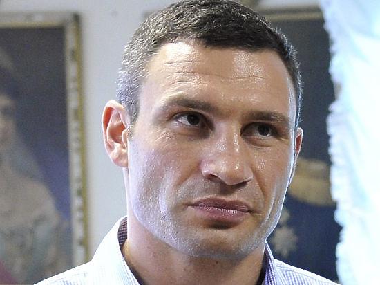 Новый перл Кличко попал на видео