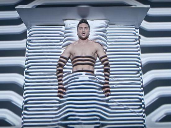 Сергей Лазарев представил клип на «магическую» песню для «Евровидения»