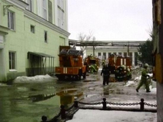 На Самарской ГРЭС произошло обрушение турбины и пожар
