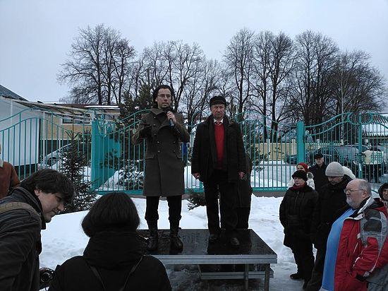 Максим Галкин пошел в народ