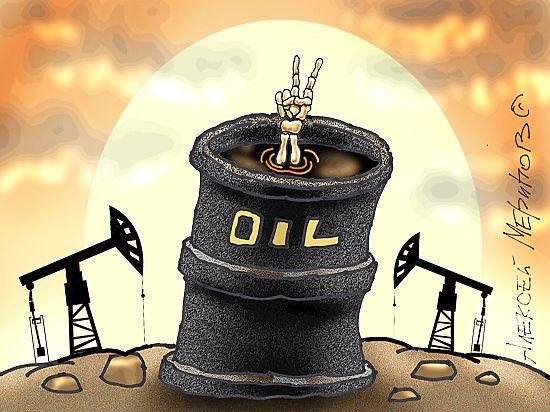 Нефть бьет рекорды непредсказуемости