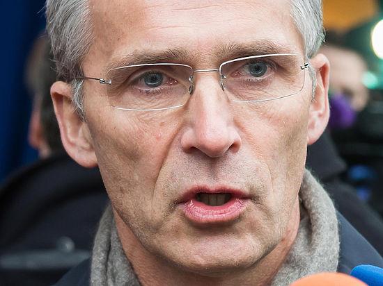 Генсек НАТО Столтенберг рассказал, как альянс отвечает на «агрессию Москвы»