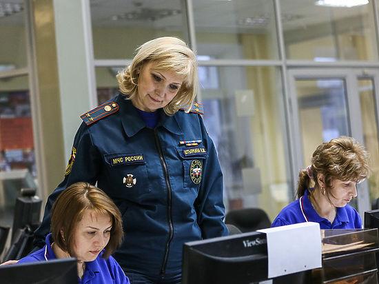 Женщина-спасатель пришла работать в МЧС по примеру брата