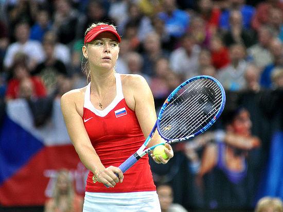 Nike приостановила контракт с признавшейся в допинге Марией Шараповой