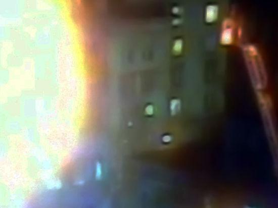 Причиной страшного взрыва и пожара в Москве стали натяжные потолки
