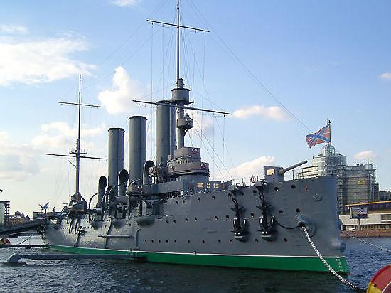 Войну корюшки и крейсера