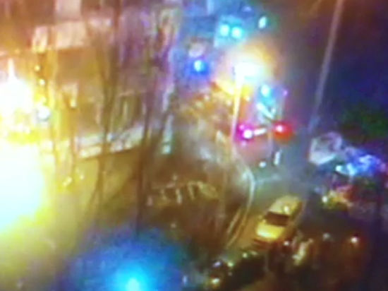Три человека пострадали от взрыва на юго-востоке Москвы