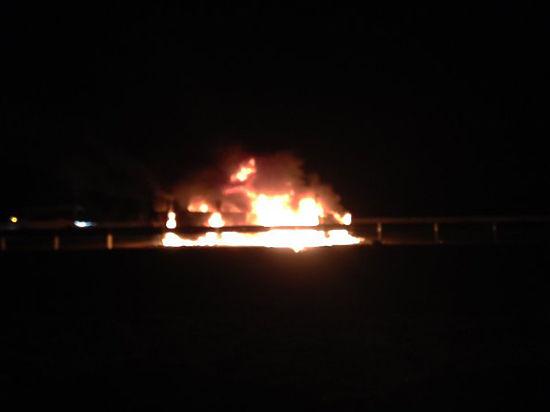 Нападение в Ингушетии: «Ребят били палками, автобус подожгли»