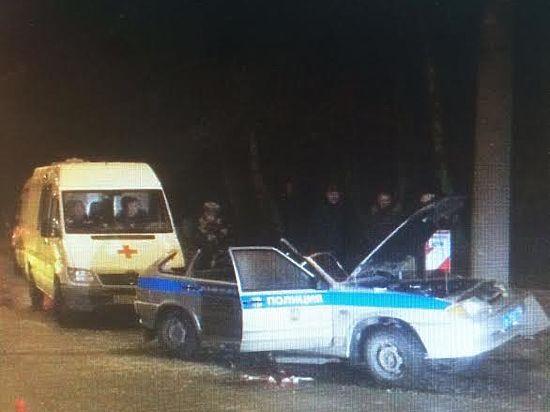 В ДТП на востоке Москвы погиб полицейский